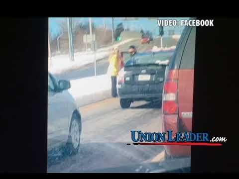 Nashua road rage incident, Feb. 18. 2018