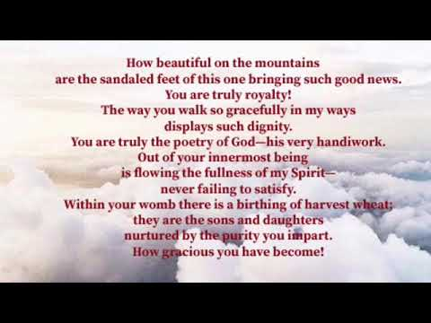 Love's Love Song ( Song Of Songs) The Passion Translation 7 Of 8
