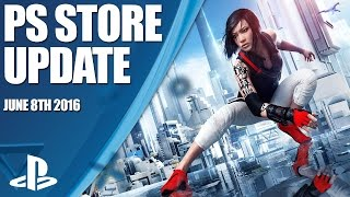 PlayStation Store Highlights - 8th June 2016