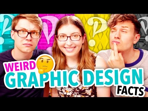 Weird Graphic Design Facts w/ Cereal Time! | @karenkavett