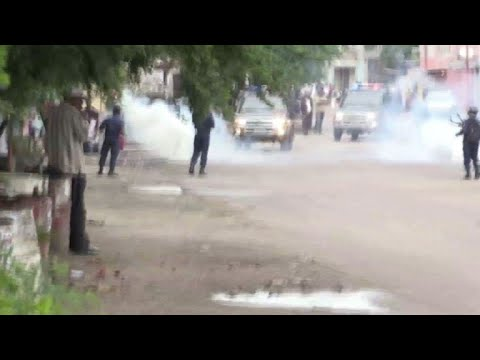 One killed, 2 injured as Kinshasa police fire on protesters