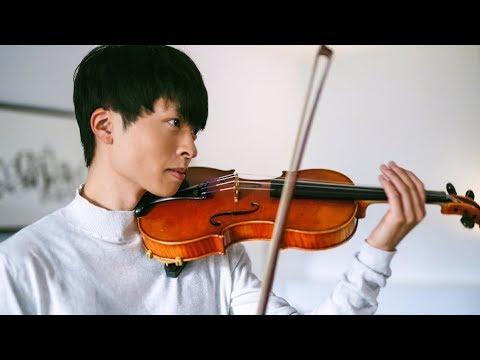 Ed Sheeran & Justin Bieber - I Don't Care - Violin cover by Daniel Jang