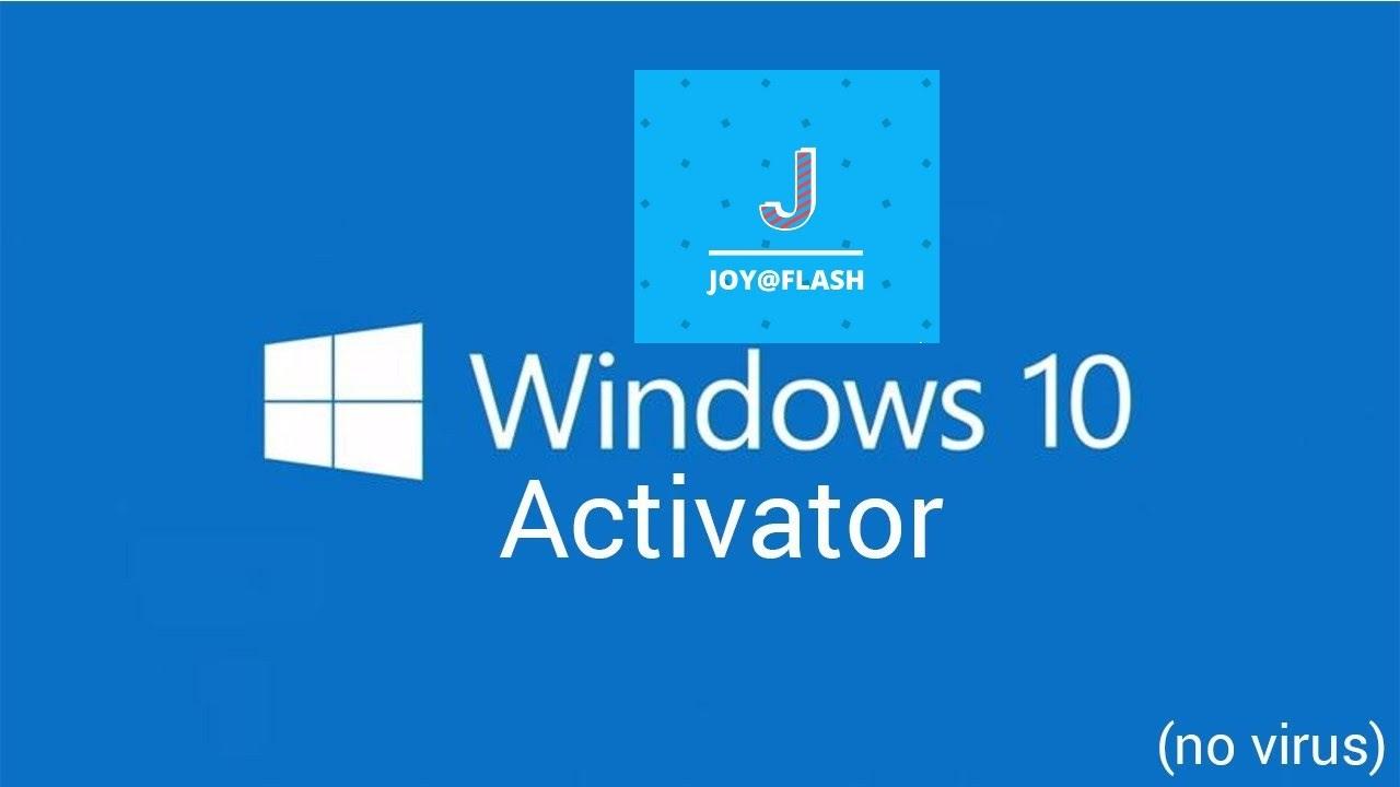 windows 10 pro enterprise activator