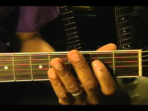Guitar Chord Form Tutorial #181 Coldplay Style Chord Shapes Lesson EricBlackmonMusic