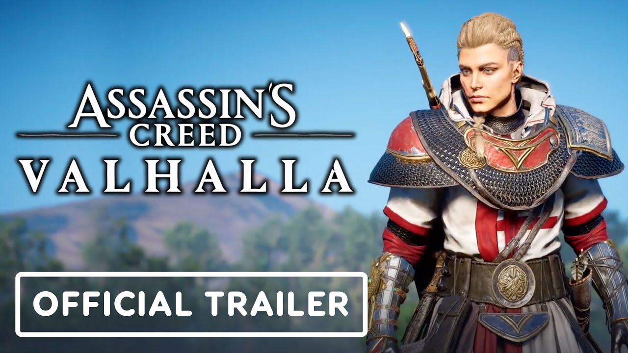 Assassin's Creed Valhalla - Official River Raids Free Update Trailer