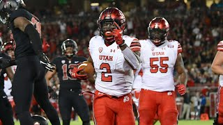 Utah vs #14 Stanford 2018 CFB Highlights