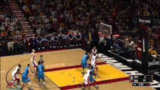 NBA 2k13 Demo Multiplayer Gameplay - NBA 2k13 talk...