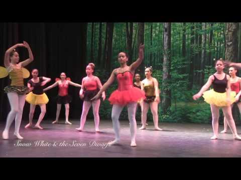 Snow White Spring 2016 Ballet LHS Dance Department