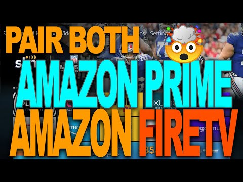 Pair Amazon Prime With Your Amazon Firestick | SuperCharge Your FireTv With Prime Video