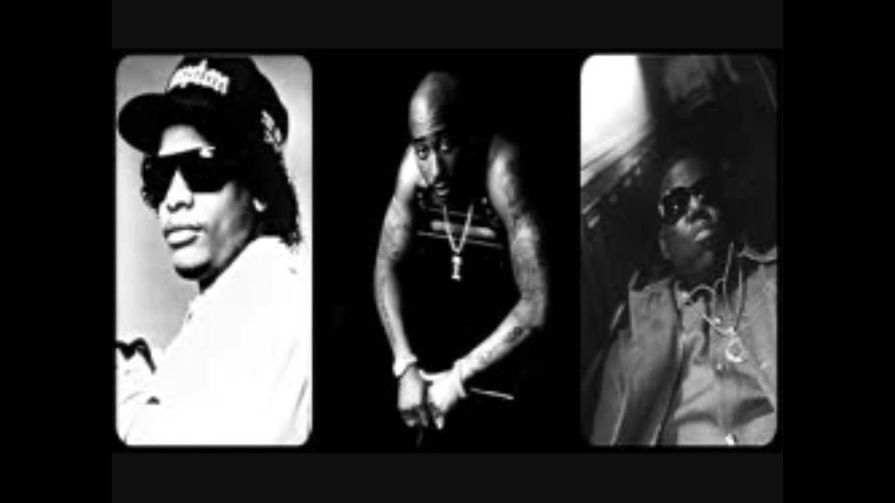 2pac, Biggie Smalls & Eazy-E - Streets Is All I Know - YouTube