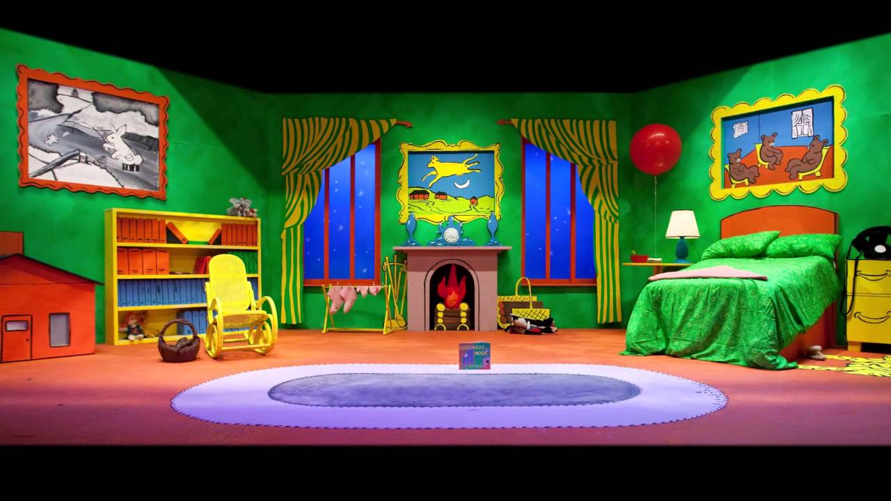 Goodnight Moon At Northwest Children S Theater Youtube