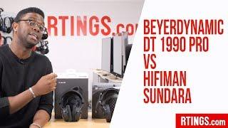 Beyerdynamic DT 1990 Pro Vs HiFiMan Sundara Headphones Review - RTINGS.com