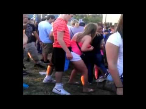 Concert Girls Topless At