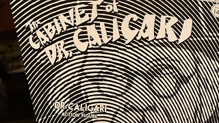 ReAction Figures Cabinet Of Dr Caligari By Super7