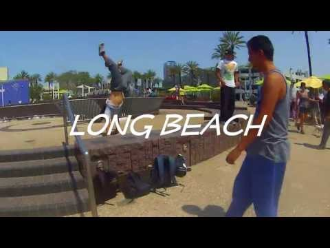 Long Beach (Parkour / Free Running)