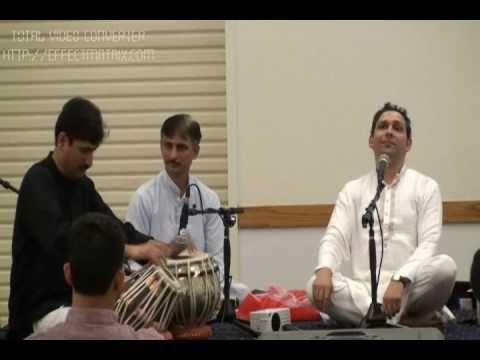 Anand Bhate Bhajan-Anurenia Thokada With Sanjay Karandikar & Rajeev Paranjape at USA