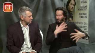 Keanu Reeves Meets His Sad Keanu Meme