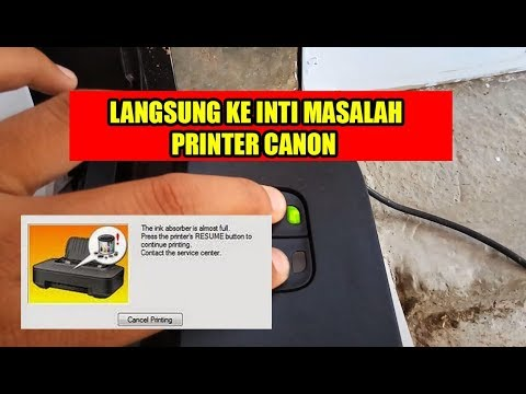 Printer Canon Hasilnya Putus Putus, canon ip2770 hasil print putus putus, printer canon printnya gar.