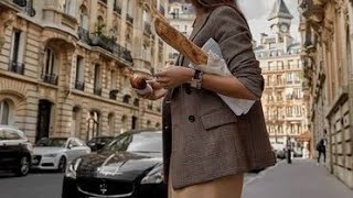 А Где СТИЛЬ Мода Парижских улиц Реальные люди