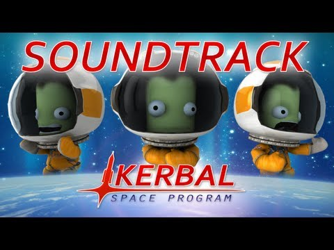 Kerbal Space Program Soundtrack [KSP 0.18]