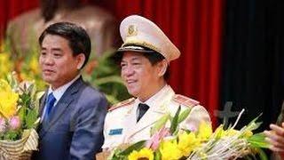 Công bố quyết định bổ nhiệm Giám đốc Công an Hà Nội
