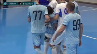 Брозекс   Витязь ГТУ обзор матча 1 лига Урал Западная Сибирь