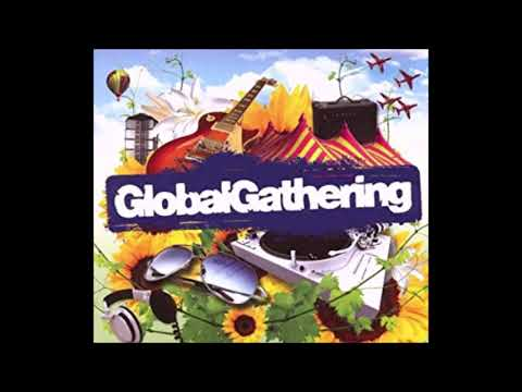 Andy C @ Global Gathering Random concept 2008 Full set