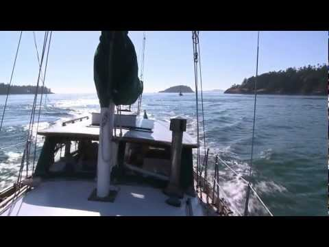 "San Juan Islands ""Share the Sail"""