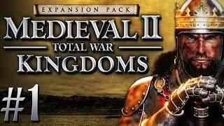 """Dark Plays: Medieval II: Total War: Kingdoms [01] - """"The Rise of Norway"""""""