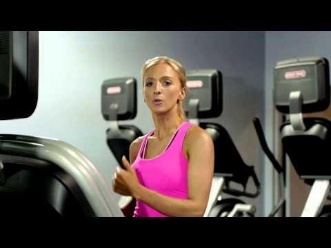 Rockport Fitness Test Tips