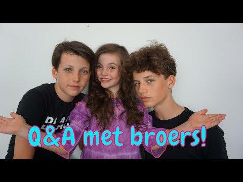 Hebben wij verkering? - Q&A Bibi, Hugo & Tobias - Bibi