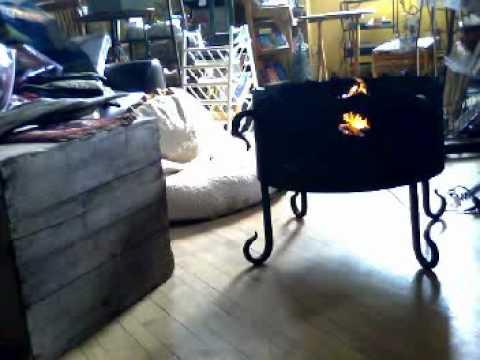 moose firepit
