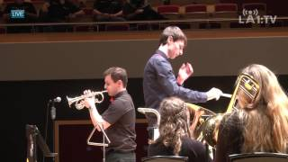 Live and Let Die - Lancaster University at UniBrass 2016