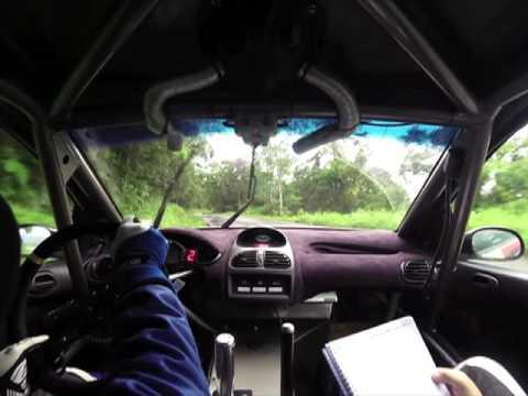 Onboard Maurício Neves/Leandro Ferrarini SS13 - Rally de Morretes 2015
