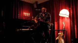 Tom Lüneburger -- The Driven Man live im Café Koeppen Greifswald