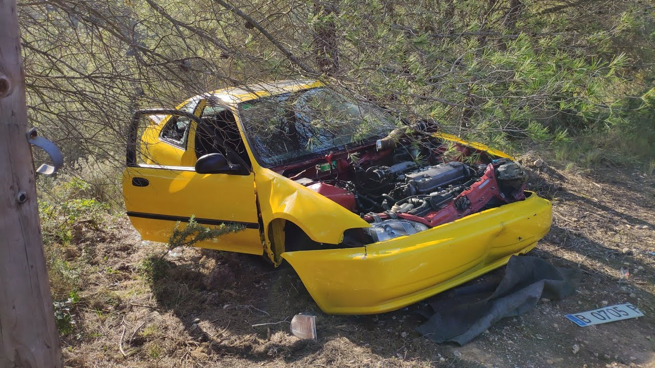 Han robado, destrozado y despiezado mi coche | RATSQUAD