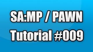 SA:MP / PAWN Tutorial #009 - MySQL Einstieg