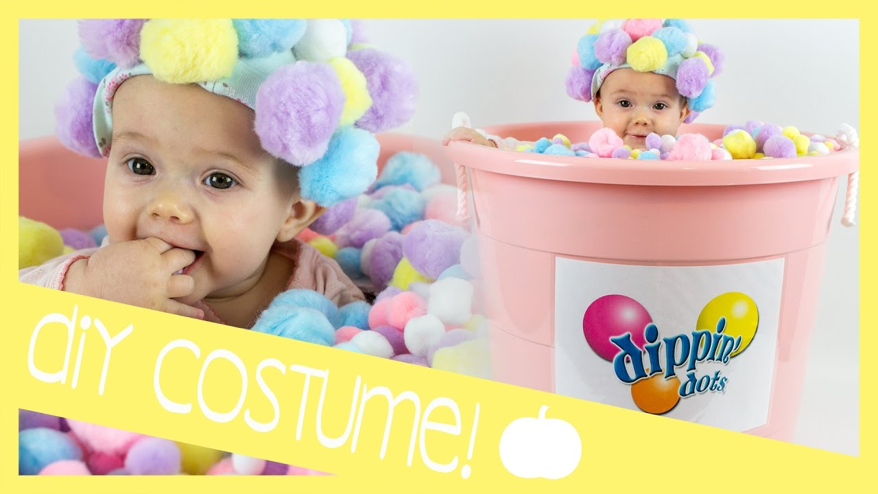 easy diy dippinu0027 dots infant halloween costume