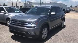 2019 Volkswagen Atlas. Быстрый обзор и цена.