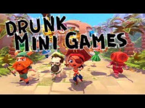 Drunk Mini Games (Marooners) |