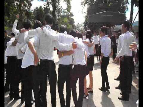 การบูมให้รุ่่นพี่ มหาวิทยาลัยราชภัฎเชียงราย 2555