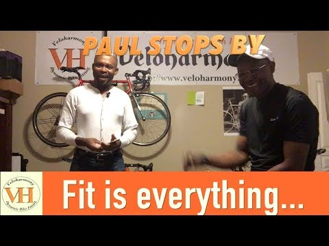 Fit is Everything - Ervin Kroeker and Paul Ilunga share their experiences