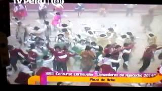 TVPeru 2014 vilcas huaman campeon vencedores de ayacucho 2014