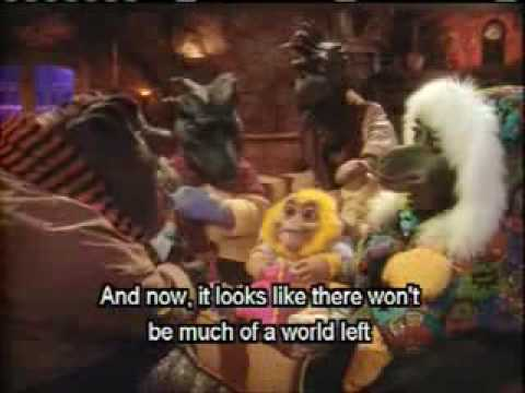 The 90s show Dinosaurs has one of the most depressing finales I've ever seen for a children's series
