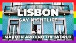 GAY LISBON Portugal Travel Guide Lisboa