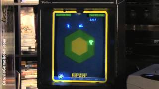 Classic Game Room - RIP OFF review for Vectrex
