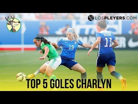 Top 5 Goles de Charlyn Corral