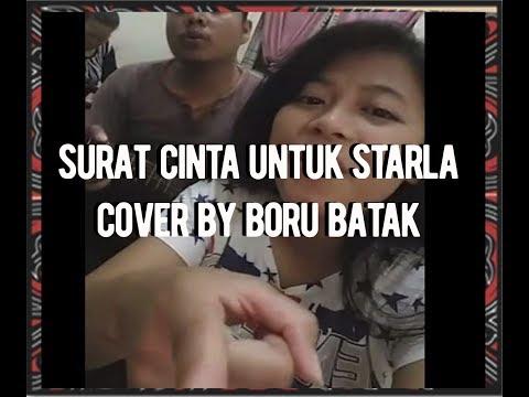 Surat Cinta Untuk Starla Cover By Batak Girl