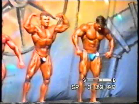 Бодибилдинг. Гран-При Республики Коми 2001