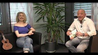 Sarah Jane Scott im TV Interview bei Radio VHR